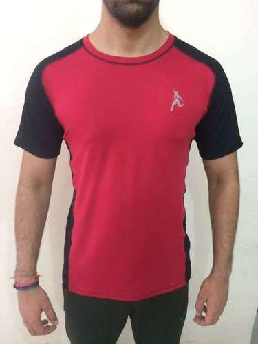 Red Sports T-shirt