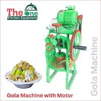 ELECTRIC ICE GOLA MACHINE
