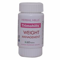 Ayurvedic Medicine for Weight Lloss  - Slimming Tablet - Trimohills 60 Tablets