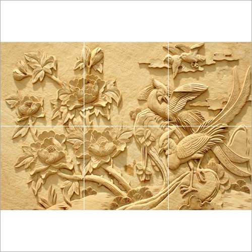 6 Pcs 3D Crystal Wall Tiles