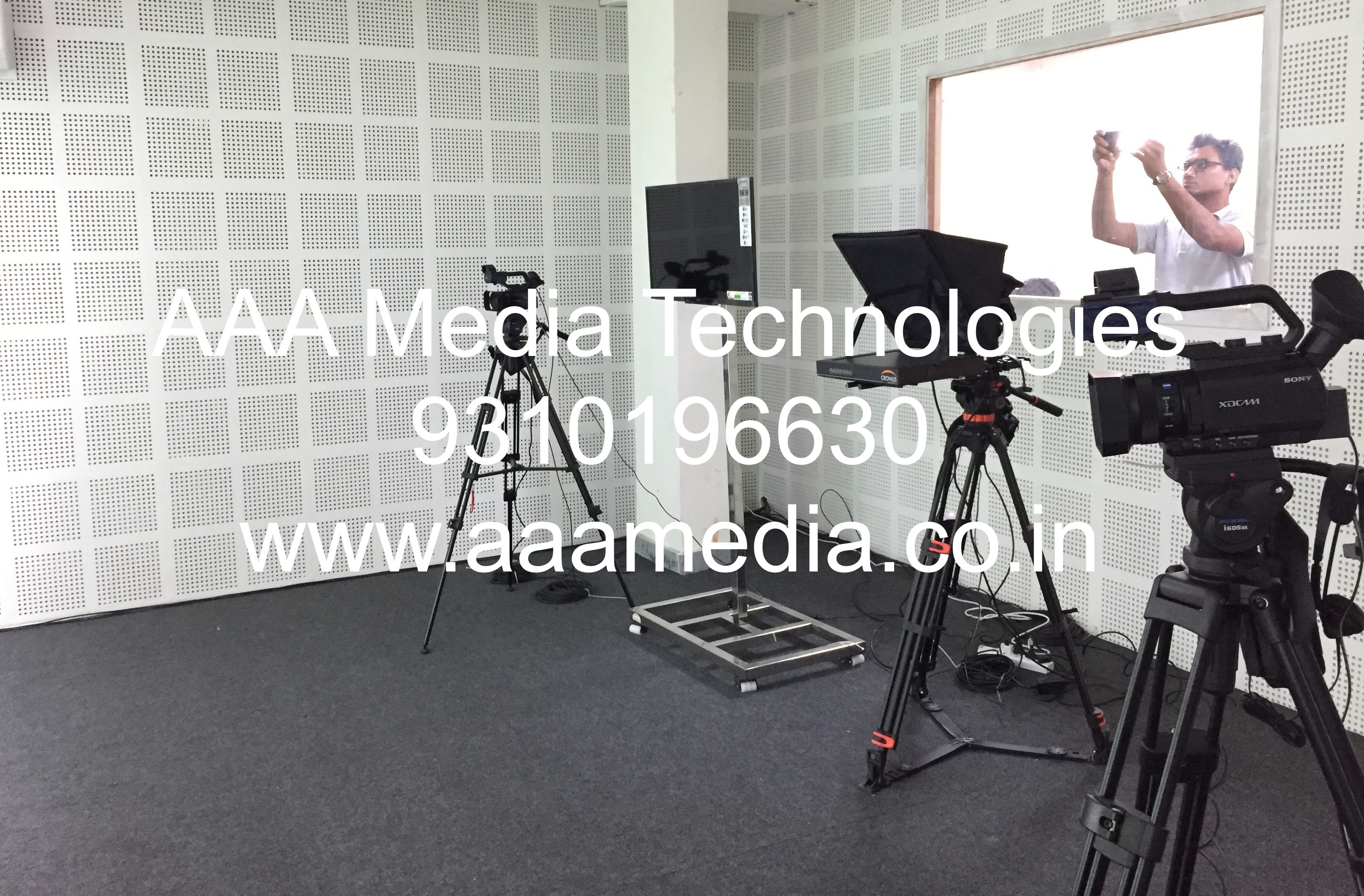 Studio Accoustic and Sound Proofing Room