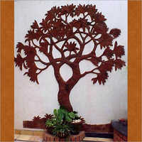 Terracotta Tree Shape Murals