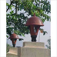 Terracotta Outdoor Lamp Shade