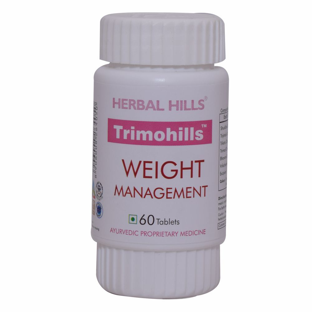 ayurvedic medicine for weight loss  - Slimming Tablet - Trimohills 900 Tablets