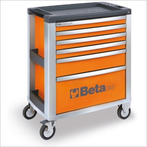 4 Wheel Tool Trolley