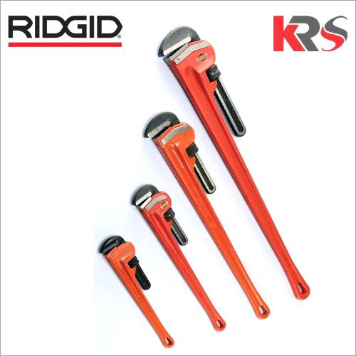 RIDGID Heavy Duty Pipe Wrench