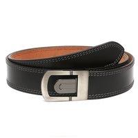 Black Leather Gift Set For Men
