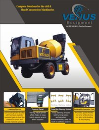 sale loading mixer
