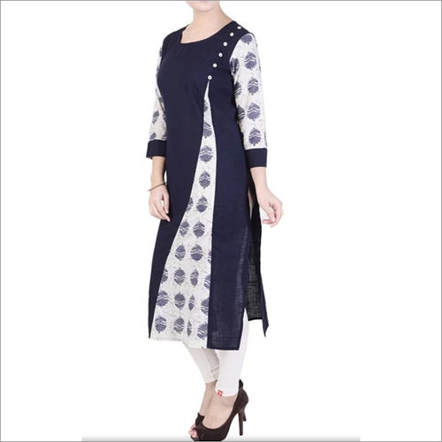 Ladies 3/4 Sleeve Kurti