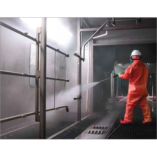 Dry Ice Cleaning Service