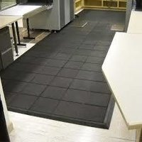 rubber basement flooring