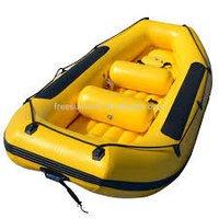 life rafting
