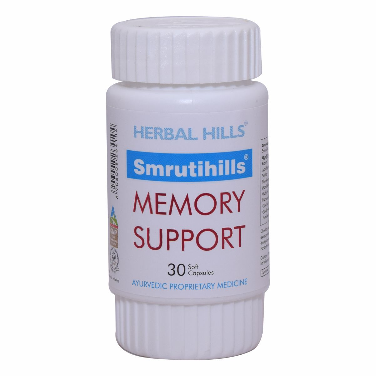 Ayurvedic Brain Tonic for Memory & Concentration - Smrutihills