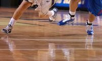 Maple Wooden Sports Flooring