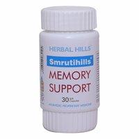 Ayurvedic brain tonic for memory & Concentration - Smrutihills  30 capsule