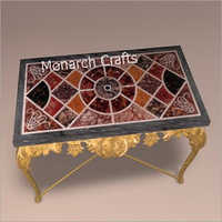 Italian Inlay Top Tables
