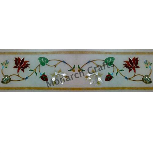 Designer Inlay Stairs Border Tiles