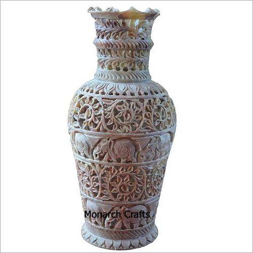 Decorative Marble Flower Pots