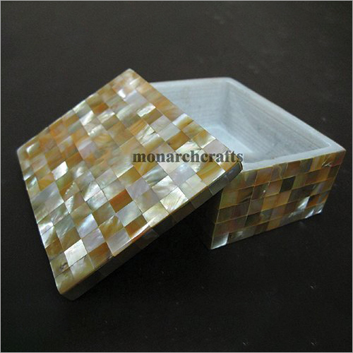 Marble Jewellery Boxes