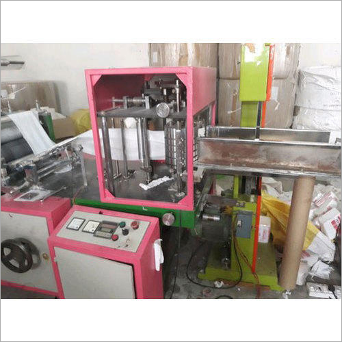Electric Tissue Paper Making Machine