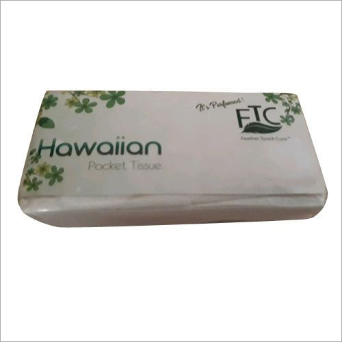 Hawaiian Pocket Tissue Paper
