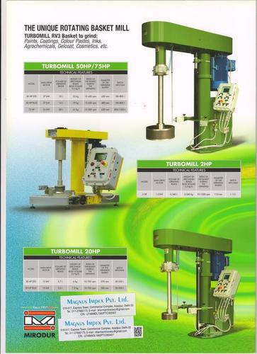 Industrial Machinery & Parts