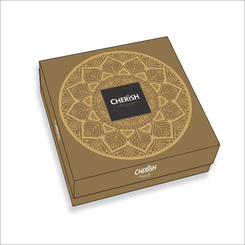Printed Chocolate Box