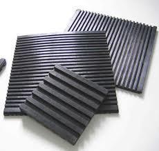 antivibrations rubber pads