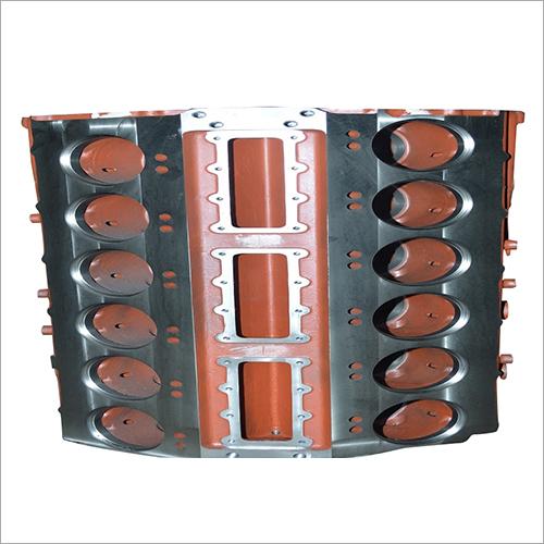 12 VD Cylinder Block