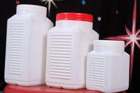 Rib HDPE Jars