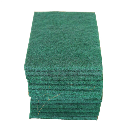 Scrub Pad With Sponge