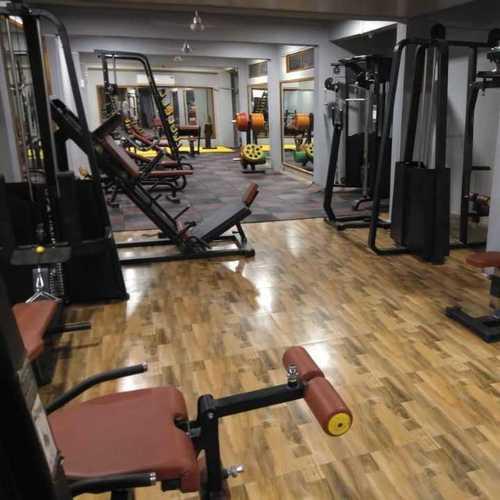 Strength Gym Setup