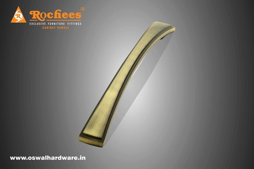 Cabinet Handle Zinc Laser