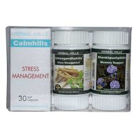 Ayurvedic Medicine for Stress and Depression - Calmhills Combination Pack