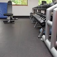 gym rubber floorings