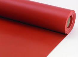 red neoprene rubber sheet