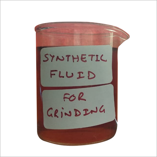 Synthetic Fluid For Grinding