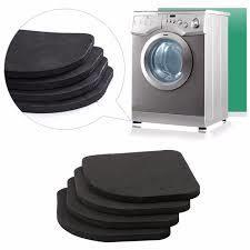 Washing machine pads
