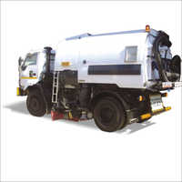 JOHNSTON SWEEPER VT 501  651 on LCV, HCV
