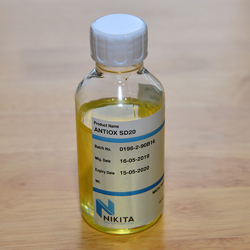 Styrenated Diphenylamines