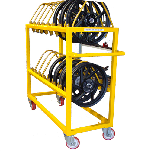 Alloy Wheel Trolley