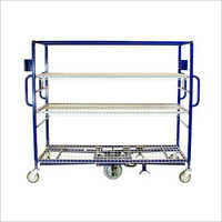 Material Stock Trolley