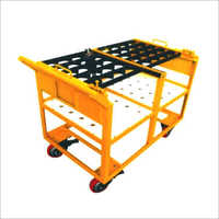 Material Holding Trolley
