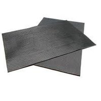 square cell rubber pads