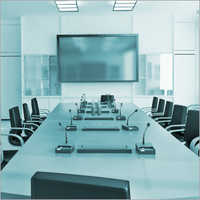 Office Audio Video Conferencing System