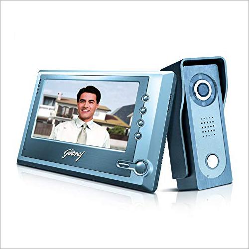 Godrej Video Door interphones