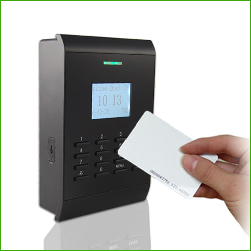 Biometric RFID Card Time Attendance Machine
