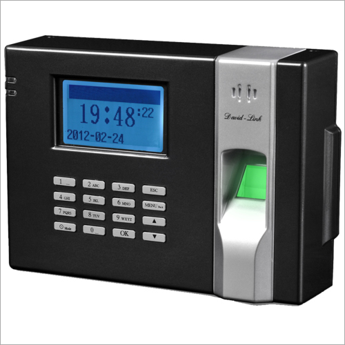 Finger Print Biometric Attendance Machine
