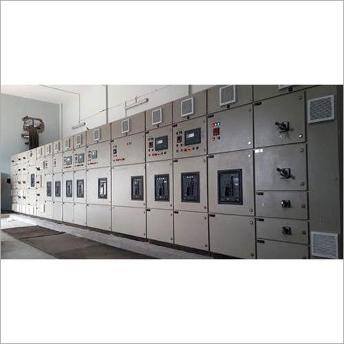 DG Synchronization Control Panel
