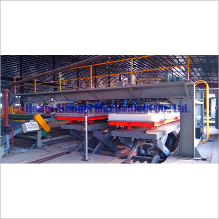 Calcium Silicate Board Machine